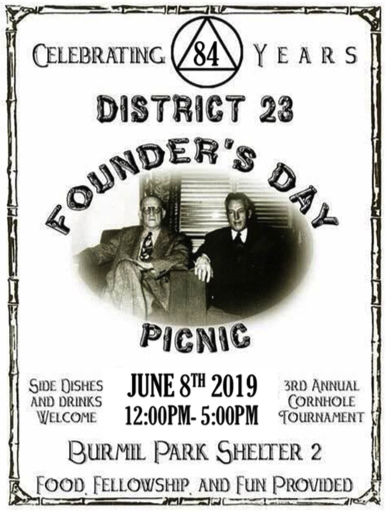 Founders' Day Picnic @ Bur-Mil Park - Shelter #2 | Greensboro | North Carolina | United States