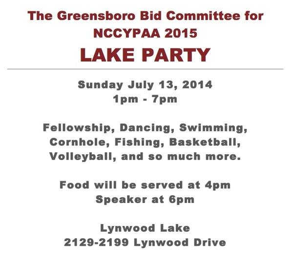 lake_party_flyer